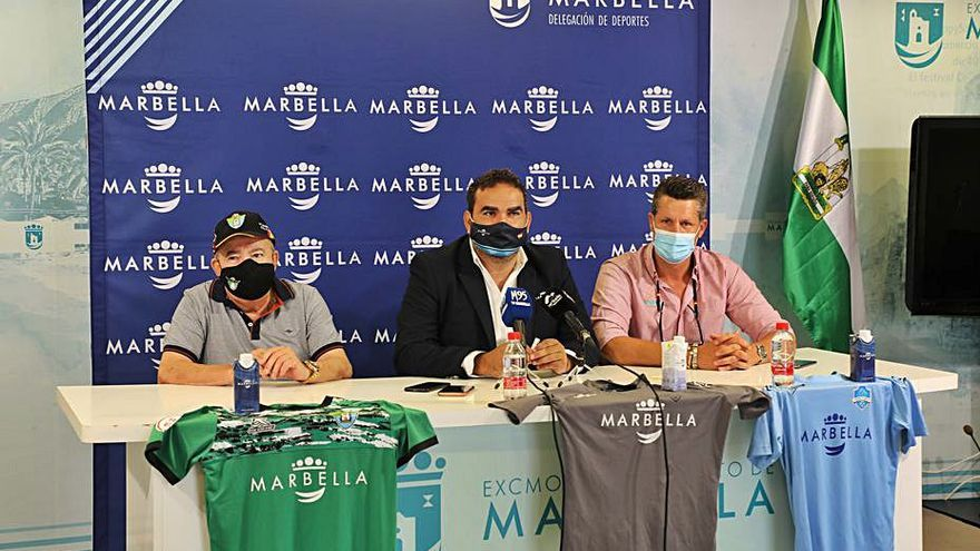 Ayuda de 25.000 euros para dos entidades deportivas de Marbella