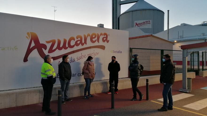 Sindicatos exigen a la Azucarera que mantenga los puestos de trabajo en Toro