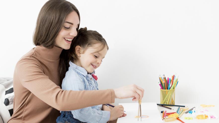 ¿Cómo influye la visión de los niños en su aprendizaje?