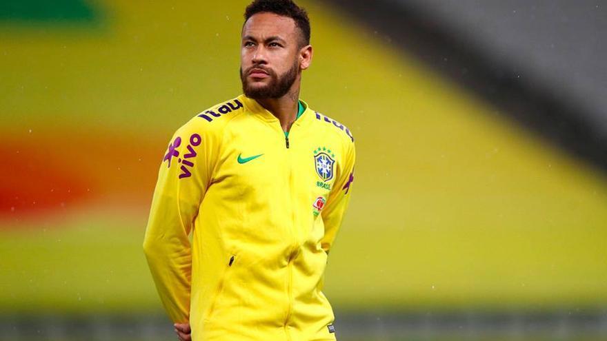 """Neymar: """"No sé si tengo fuerza mental para seguir lidiando con el fútbol"""""""