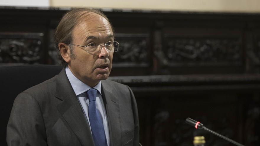 El Senado encarga retratar a su expresidente por 33.000 euros