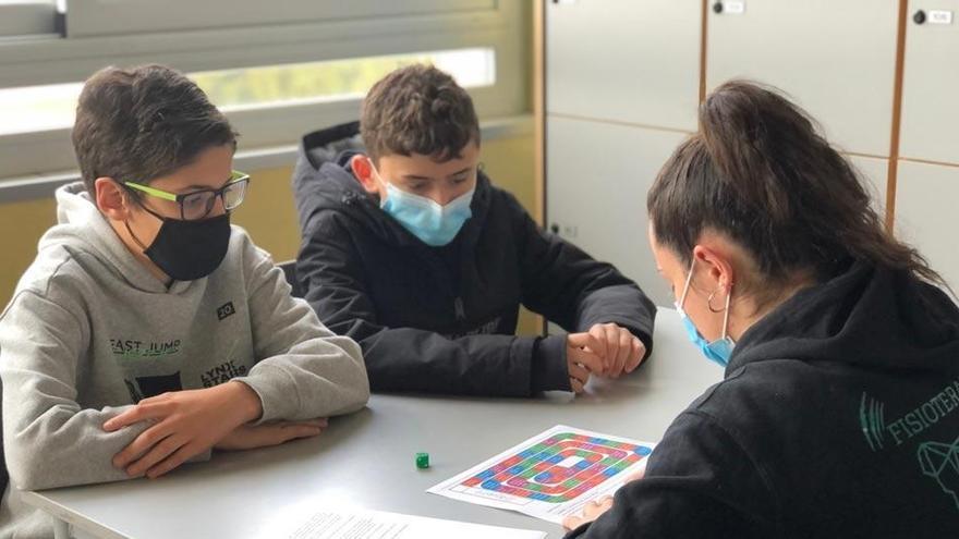 Més de 200 alumnes de la Salle Manresa i 37 estudiants francesos d'UManresa intercanvien coneixements de llengua i cultura