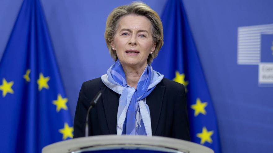 Bruselas prevé emitir hasta 200.000 millones anuales en deuda hasta 2026
