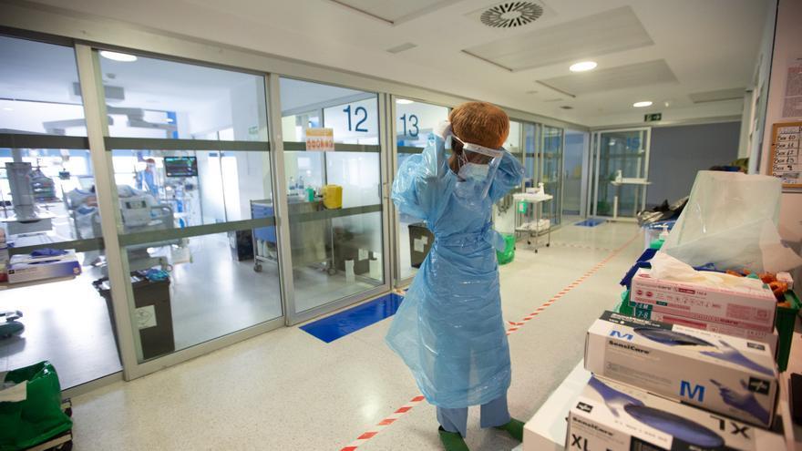Las tasas a 7 días apuntan a una caída de los casos en toda la isla de Ibiza