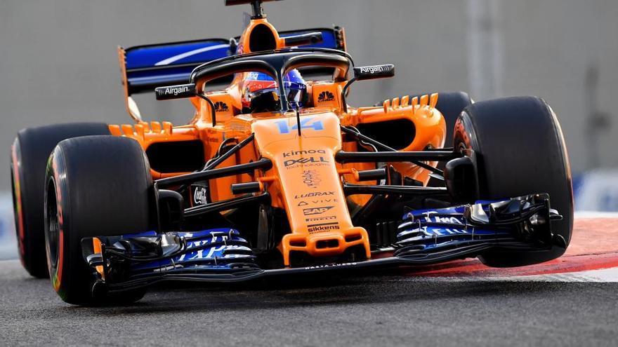 Despedida de Fernando Alonso: catorce momentos del '14'