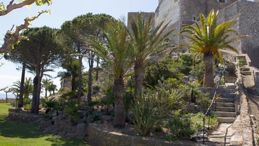 La Diputación culminará las obras en el castillo de Peñíscola con una inversión de 530.000 €