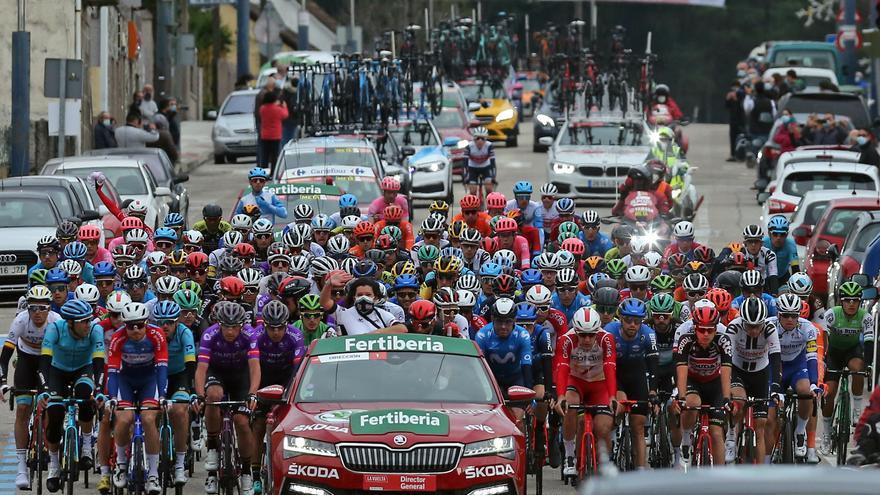 Mos pone su nombre en la Vuelta a España