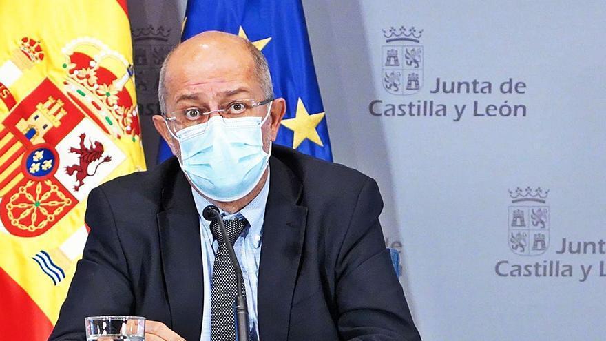 """Igea da por zanjado el """"malentendido"""" con Mañueco y descarta un adelanto electoral en Castilla y León"""