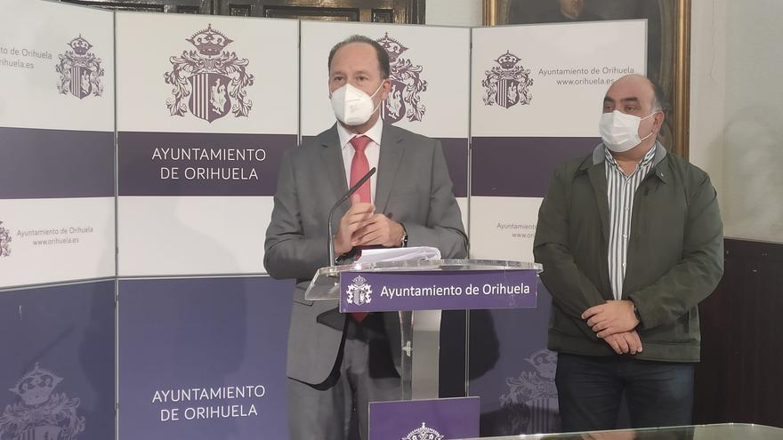 Orihuela presenta alegaciones a la planificación de la Demarcación Hidrográfica del Segura y del Tajo