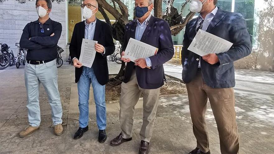 PP y Vox se quedan solos en su defensa de las ayudas culturales al sector taurino