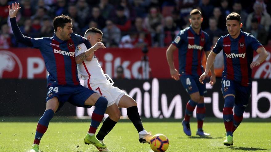 Sevilla FC-Levante UD