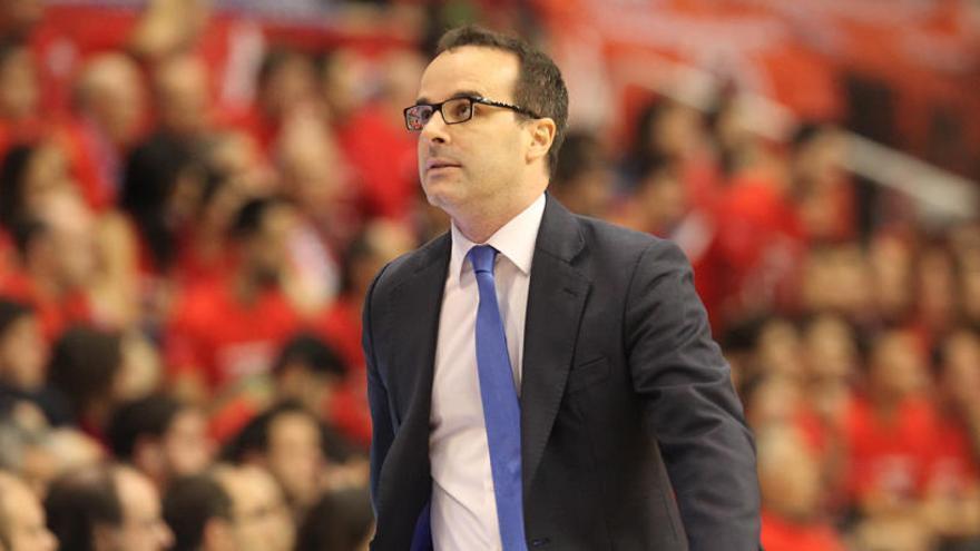 Diego Ocampo, nou entrenador de l'ICL Manresa