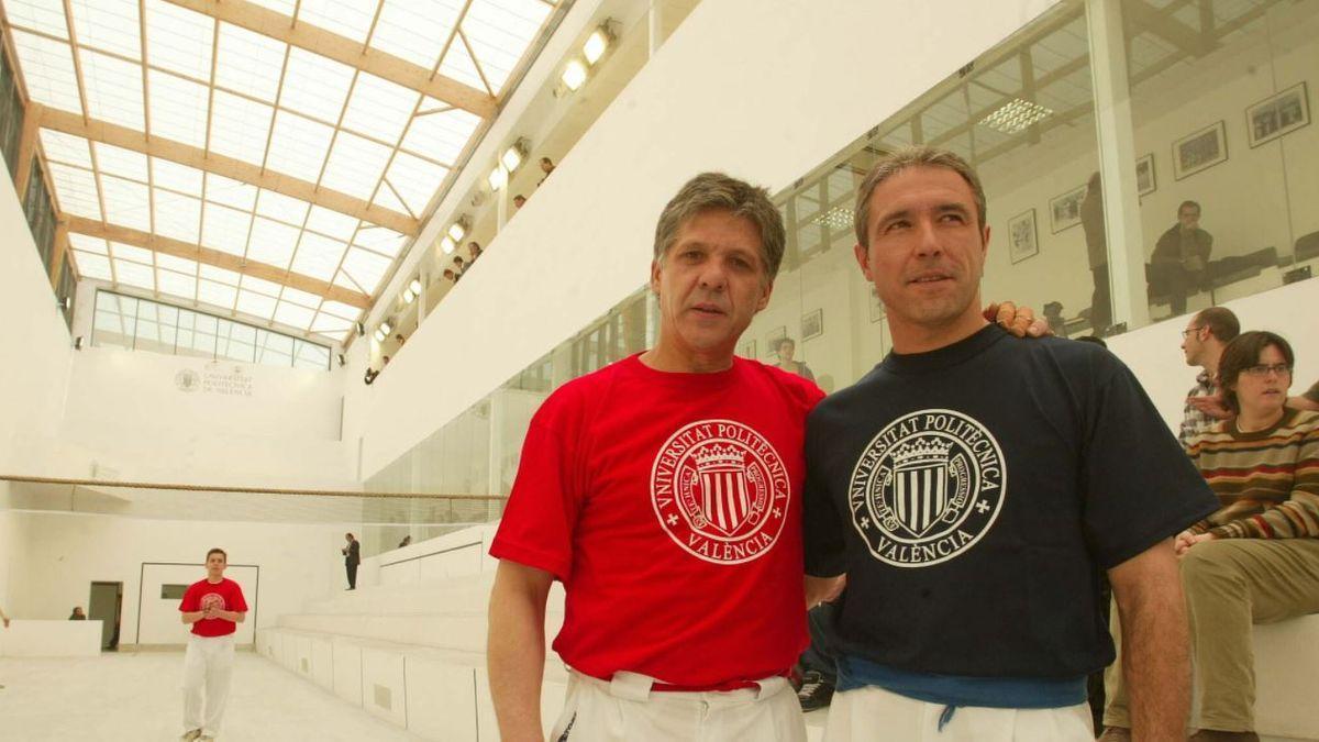 Paco Cabanes El Genovés y Enric Sarasol