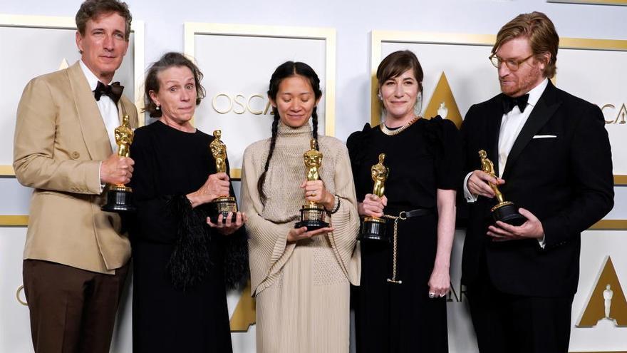 Oscars 2021: On veure les pel·lícules premiades