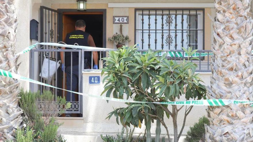 La Guardia Civil investiga la aparición de un cadáver con signos de violencia en Torremendo