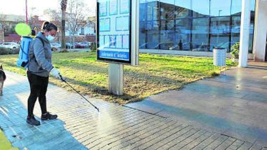 Almàssera contrata a ocho personas gracias a Ecovid