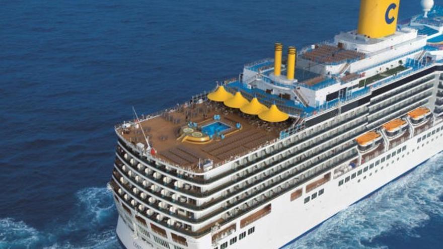 El crucero al que Antigua ha prohibido la entrada llegará a Santa Cruz el 15 de marzo
