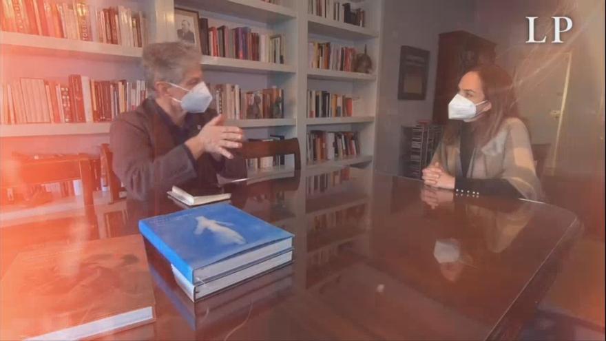 La cepa británica en Canarias y la carrera de la vacunación, en Fuera de Plano