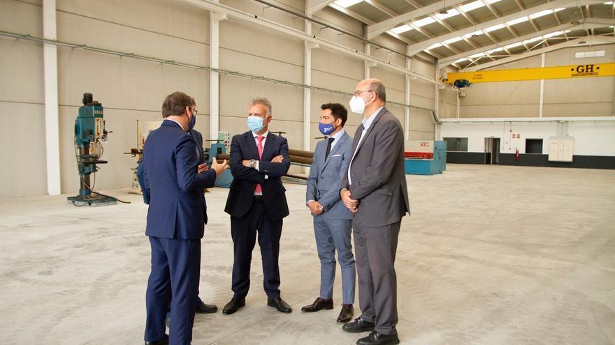 Hamilton y Cia amplía la capacidad operativa del Puerto con la nueva terminal del Reina Sofía