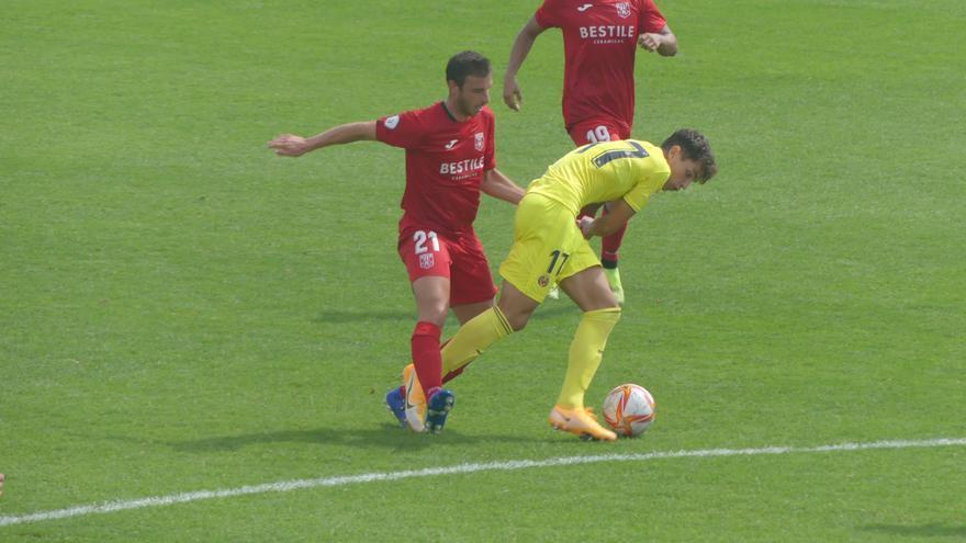 ¿Cómo les ha ido a Roda, Villarreal C y Castellón B en la segunda jornada de Tercera RFEF?