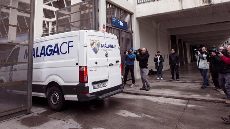 Un exvalencianista ha fichado por un Málaga intervenido judicialmente