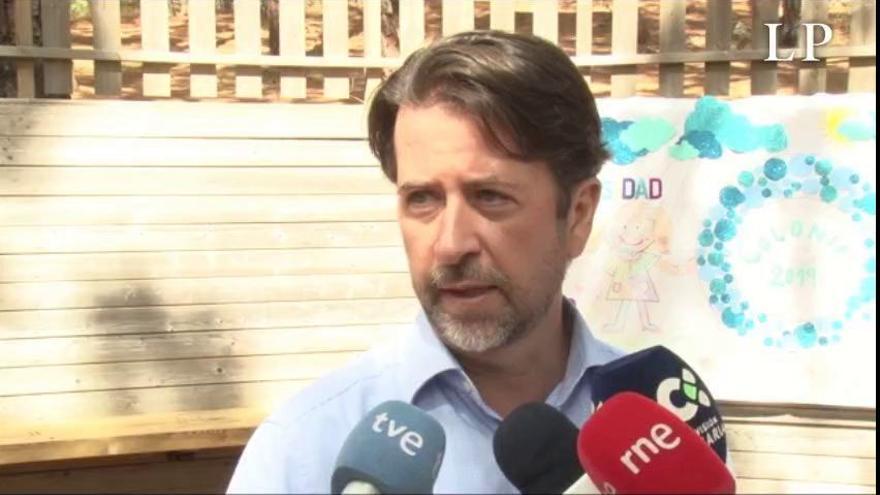 Carlos Alonso, a la espera de la decisión de Enrique Arriaga