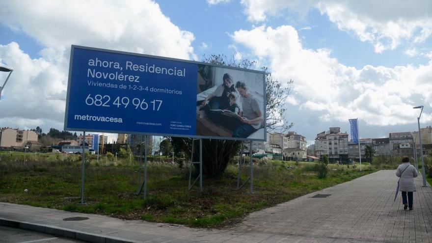 El Concello otorga la primera licencia para edificar en Tafisa, quince años después