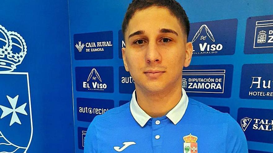 Pereira, nuevo portero del  CD Villaralbo