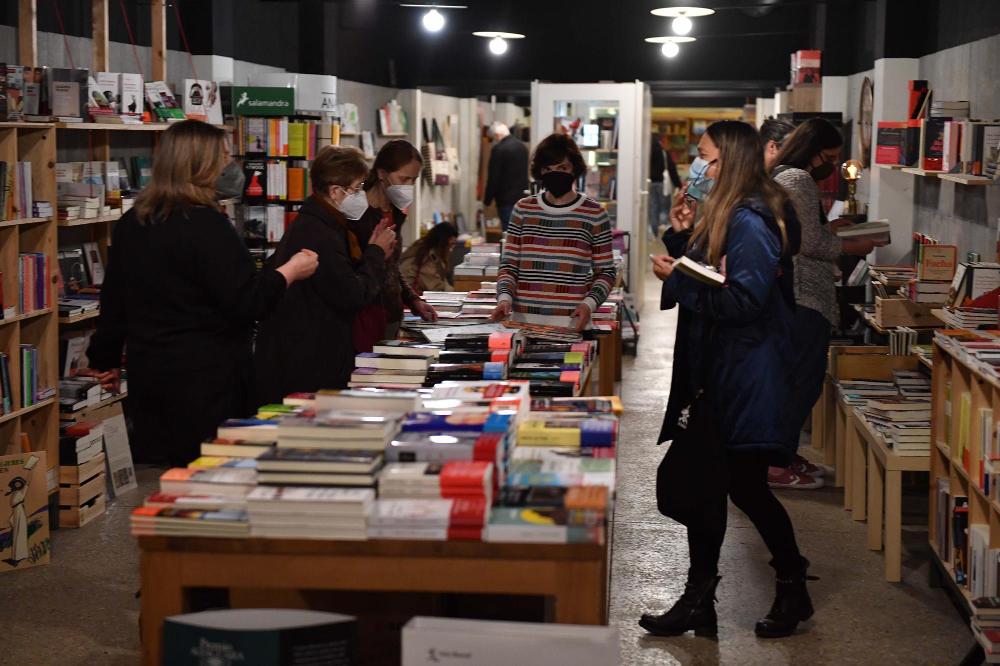 Día del Libro en A Coruña