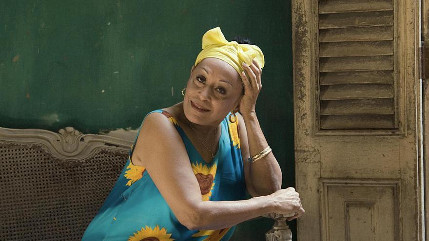 Omara Portuondo muss Konzert im Teatre Principal absagen