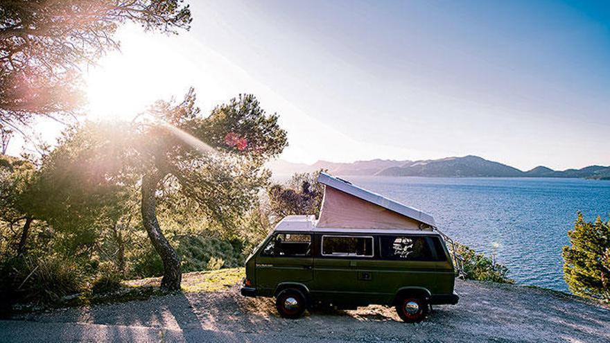 Hier können Sie auf Mallorca Wohnmobile und Camper mieten