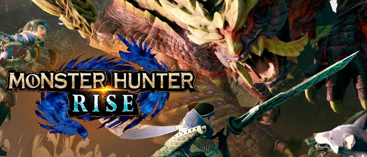 'Monster Hunter Rise' estrena demo en Switch por tiempo limitado
