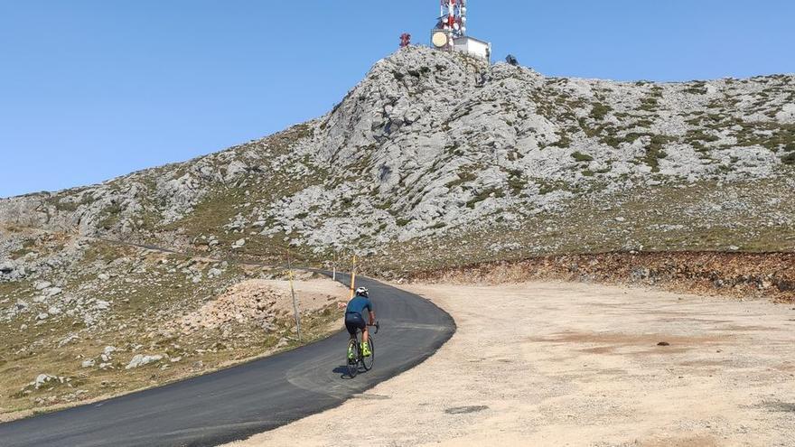 El Gamoniteiru, el nuevo Galibier del ciclismo español