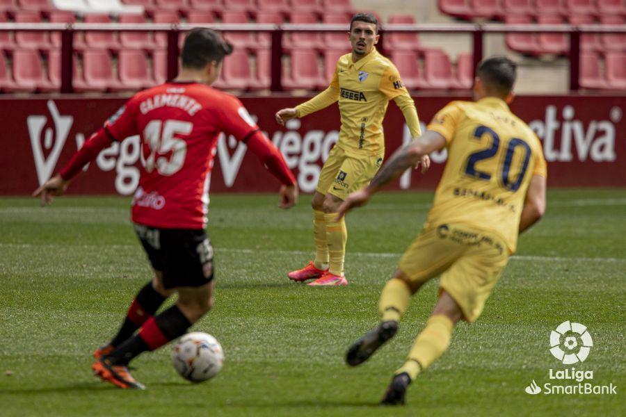 Liga SmartBank I Logroñés - Málaga CF