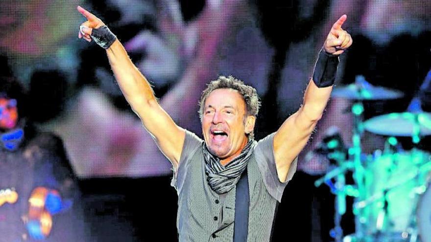 Bruce: «Siempre me ha costado escribir un disco de rock and roll»