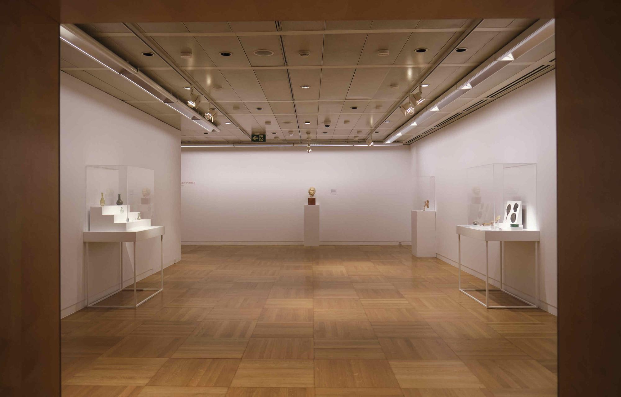 Inauguración exposición CajaCanarias
