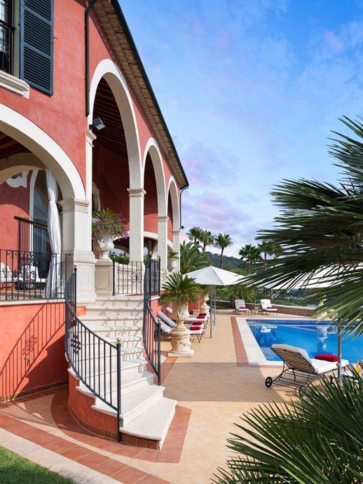 Die Villa von Ex-Premier Suárez in Son Vida