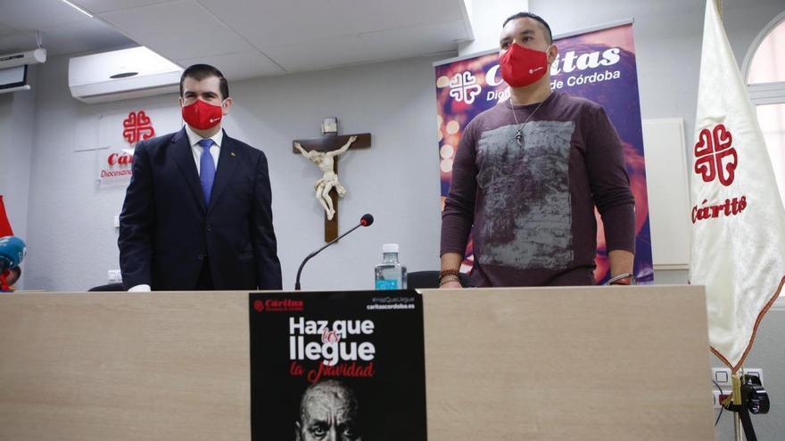 Cáritas muestra en Córdoba su firme respaldo a los inmigrantes con y sin papeles en plena crisis del covid