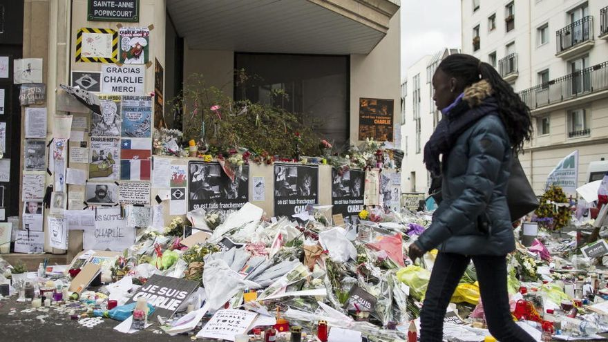 La Fiscalía pide penas de 5 años a perpetuidad en el juicio del atentado a Charlie Hebdo