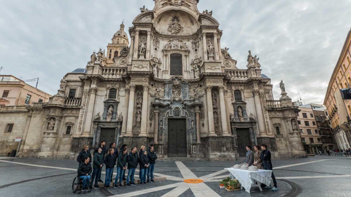'MasterChef 8' se fue de tapas en Murcia el pasado 29 de enero.