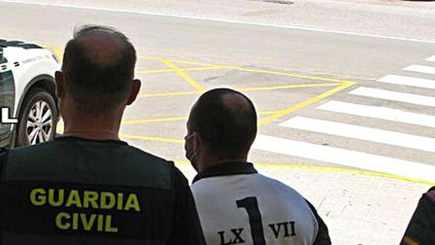 Cuatro detenidos por robar a ancianos al salir del banco en Cullera