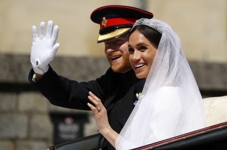 El príncipe Harry y Meghan Markle se da el ''''sí qu