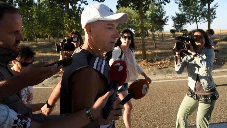 El etarra Santi Potros sale de la cárcel tras cumplir 31 años por cuarenta asesinatos
