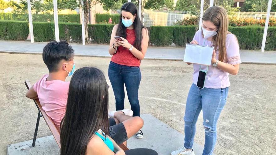 Joves.net sodea a los jóvenes de Alaquàs para saber cómo afrontan el estado de alarma