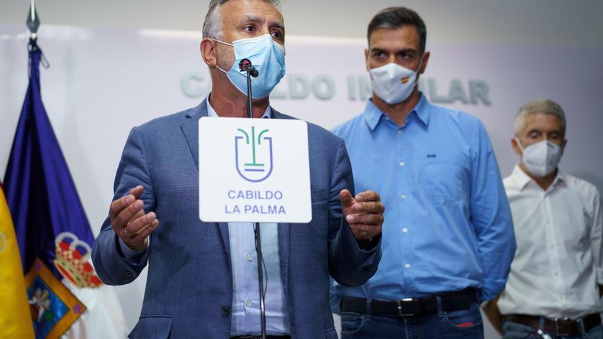 Torres: La colada del volcán de La Palma podría llegar esta tarde a la costa