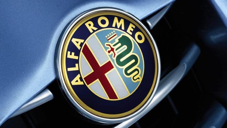 El secreto del escudo de Alfa Romeo