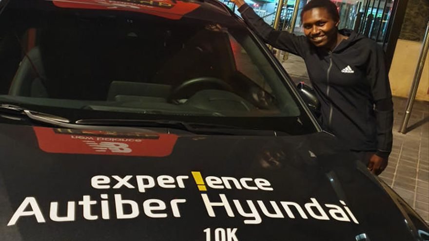 Hyundai Autiber Motor vuelve a colaborar con la 10K Valencia Ibercaja