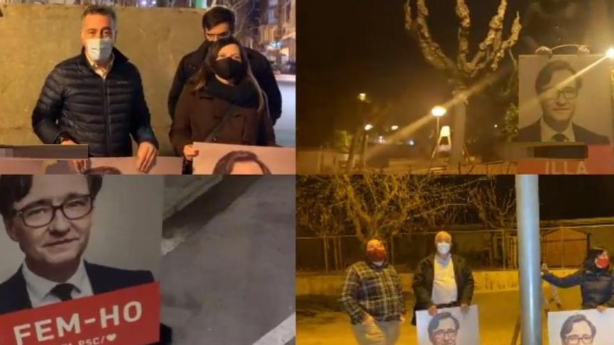 El PSC Anoia inicia la campanya de manera virtual i sense presència al carrer