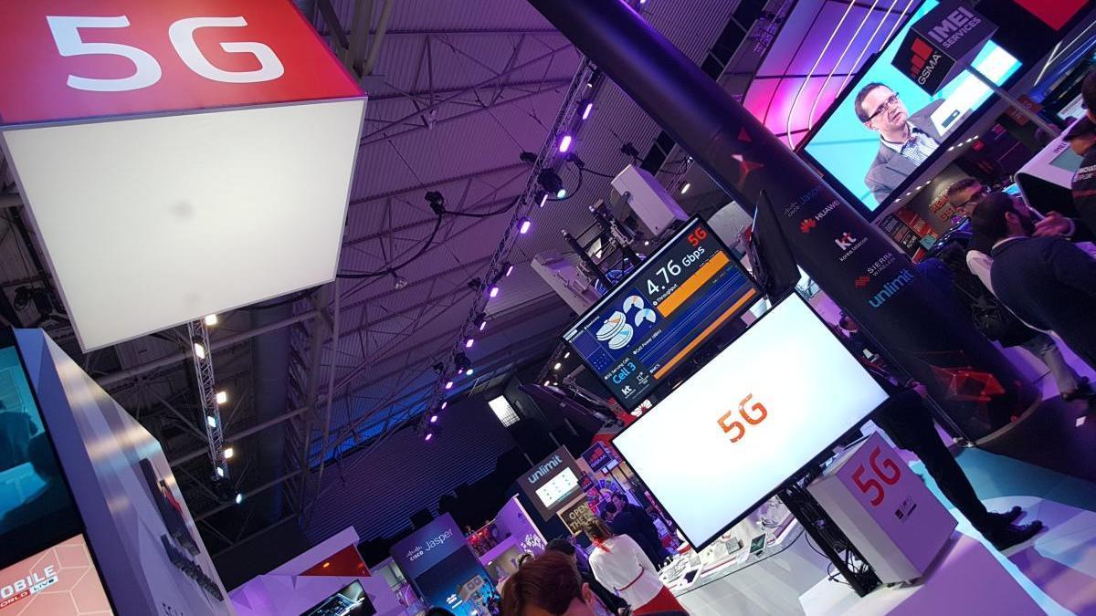 La subasta, clave para el despliegue de la tecnología 5G.