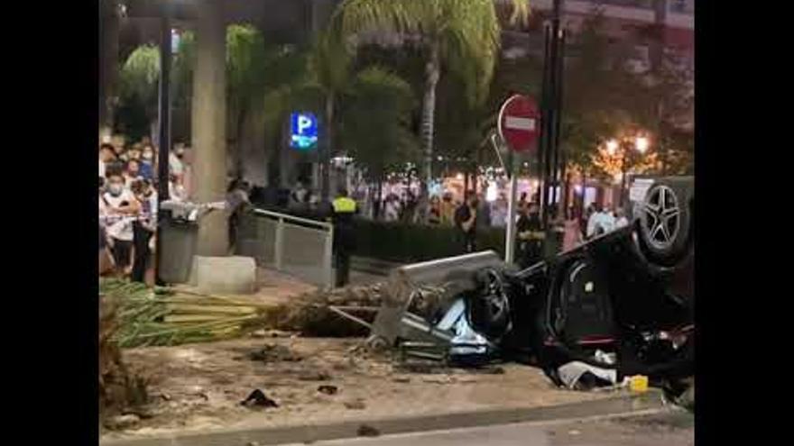 A prisión el conductor del coche que atropelló mortalmente a un ciclista en Fuengirola